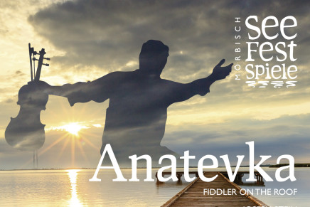 """A New German """"Fiddler On The Roof"""" On CD"""
