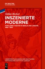 """Tobias Becker's """"INszenierte Moderne."""""""