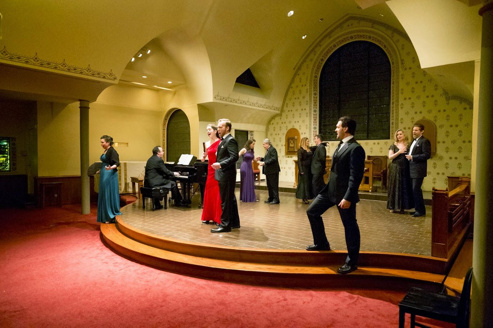 The ensemble of the Victor Herbert Renaissance Project 2014. (Photo: Mario Morgado)