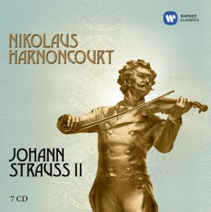 Warner's 7 CD box with Strauss music.