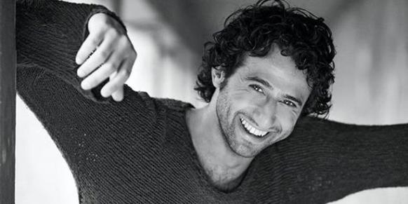 "Turkish-German actor Serkan Kaya starred in Komische Oper Berlin's ""Arizona Lady."" (Photo: Sunday's Zaman)"