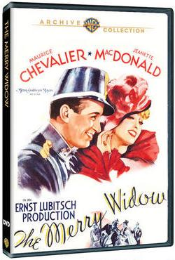 "One of the best ""Merry Widows"" ever: Ernst Lubitsch's Hollywood version starring Maurice Chevalier and Jeanette Mac Donald."