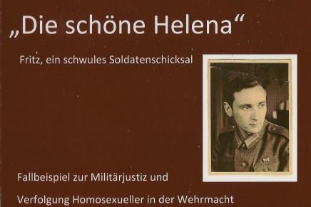 """""""Die schöne Helena"""" As A WW2 Drama Of Homosexuality"""