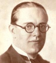 Hungarian composer Mihály Eisemann.