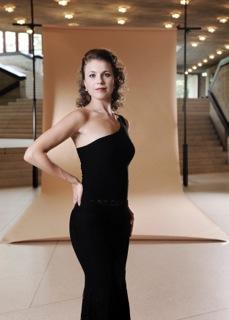Dutch soprano Simone Riksman. (Photo: S. Riksman)
