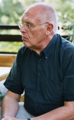 Hans-Dieter Roser. (Photo: Anne Oppermann)