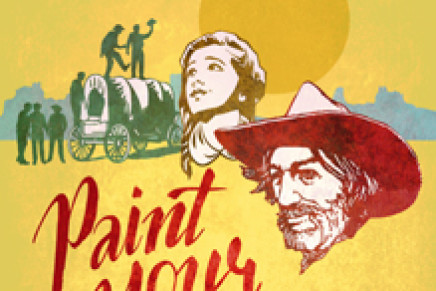 "Cowboy Season In New York: ""Paint Your Wagon"" Back On Broadway"