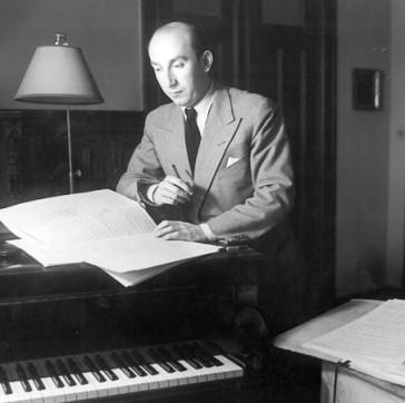 Mischa Spoliansky in the early 1930s.
