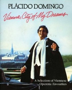 "Placido Domingo's ""Vienna, City of My Dreams"" album. (Photo: EMI)"