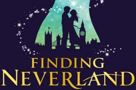 """""""Finding Neverland"""" Attempts To Wrestle Musical Fun From J M Barrie's Writer's Block"""