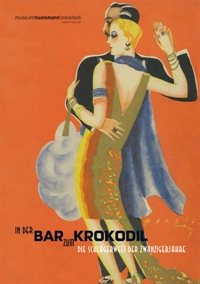 "Sheet music cover for ""In der Bar zum Krokodil."""