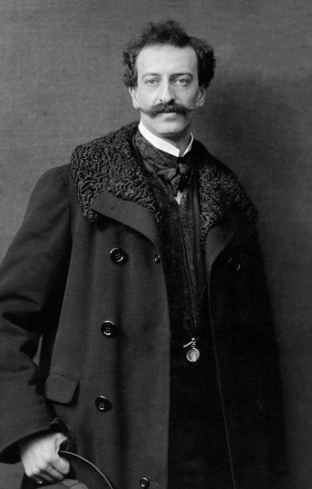 Oscar Straus, 1907.