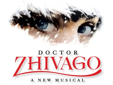 """Poster for the 2015 """"Dr. Zhivago."""""""