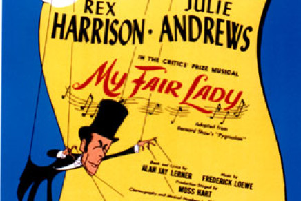 "Lost ""My Fair Lady"" Songs Rediscovered And Performed"