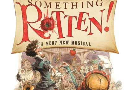 Something Rotten! New Shakespeare-Spectacle On Broadway