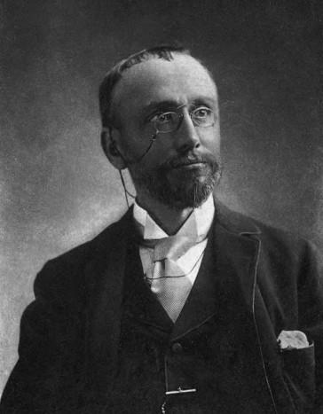 Henry C. Bunner. (Photo: Wikipedia)