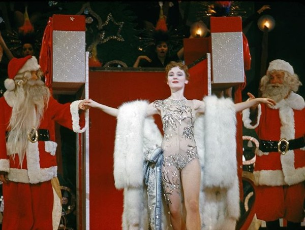 "Marie Wallace in a live photo of ""Three Wishes"". (Photo: John Ellis Archive)"