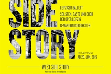 "German Cast Recordings Of ""West Side Story"""
