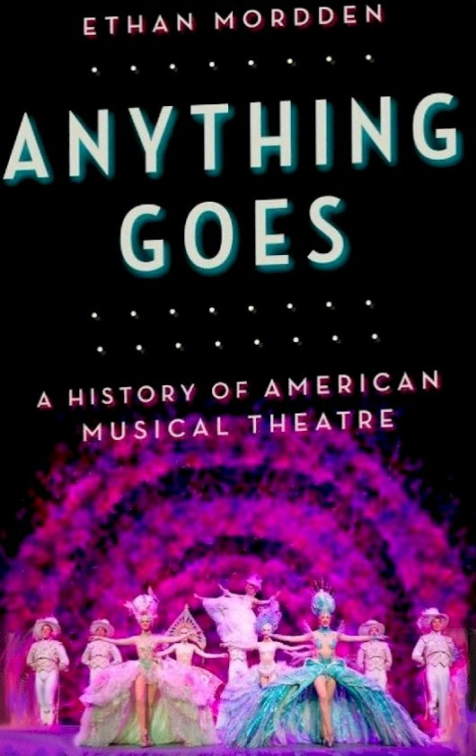 "The cover of Ethan Mordden's ""Anything Goes."" (Oxford University Press)"