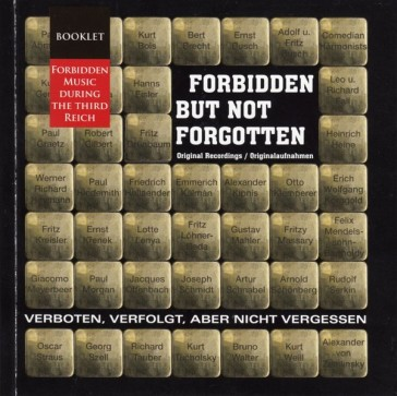 "The cover of the 10 CD box ""Forbidden But Not Forgotten."" (The Intense Media)"