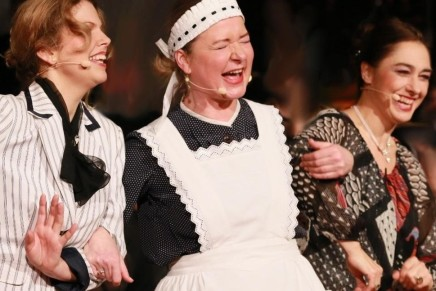 """The """"Europäische Stiftung Operette"""" Is Back With A Vengeance"""