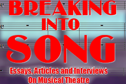 "Uncool (And Proudly So): Mel Atkey's ""Breaking Into Song"""