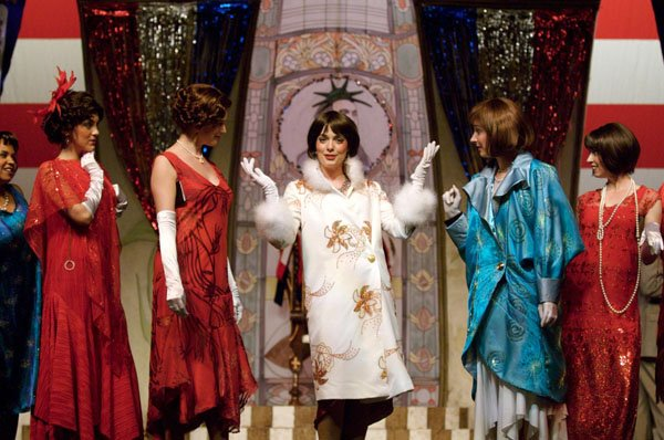 """Duchess of Chicago,"" scene from the 2007 staging at Ohio Light Opera. (Photo: OLO)"