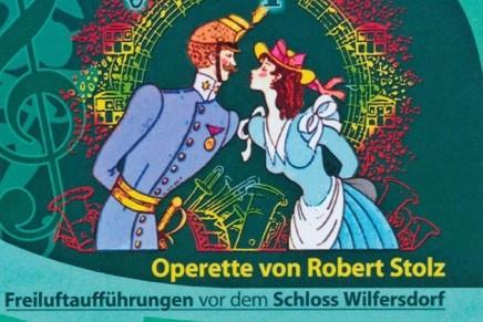 """Frühjahrsparade"": The Robert Stolz Operetta At Wilfersdorf Castle"