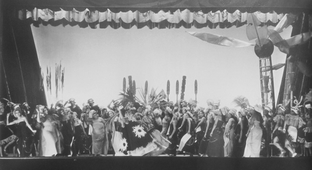 "The 1939 production of ""Swing Mikado."" (Photo: Stewart F. Lane's ""Black Broadway."")"