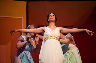 "Sarah Best in the title role of ""One Touch of Venus."" (Photo: Matt Dilyard)"