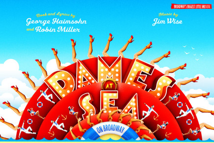 "Coming Up On Broadway: ""Dames At Sea"" And Other Delights"