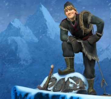 "The character Kristoff (voiced by Jonathan Groff) in ""Frozen."" (Photo: Disney Studios/Promo)"
