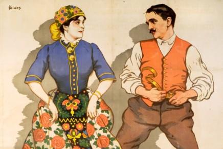 MÁGNÁS MISKA: Operetta in 3 acts by Albert Szirmai