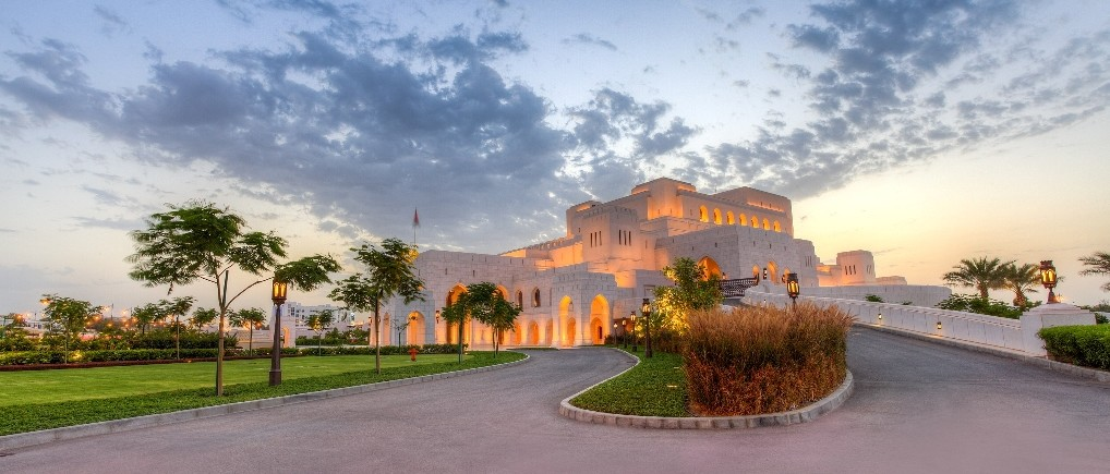 The opera house in Oman. (Photo: D I S C O V E R Y International Events & Tours)