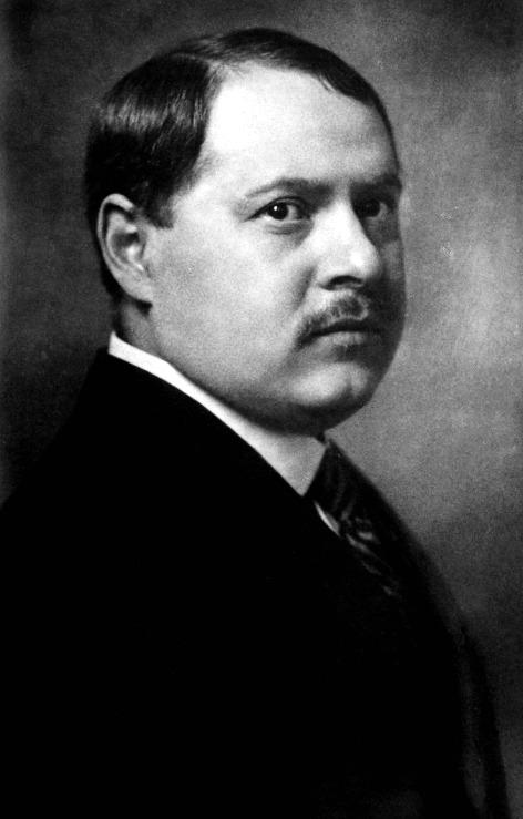 Composer Albert Szirmai (1880-1967).