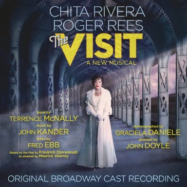 "The cast album of ""The Visit"" with Chita Rivera."