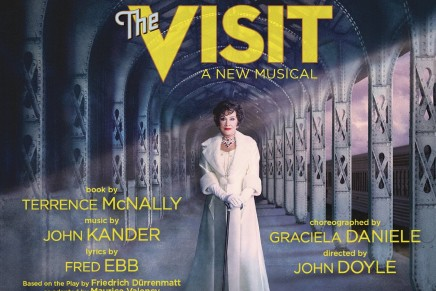 "Chita Rivera Sings Robert Stolz? The Cast Album Of ""The Visit"""