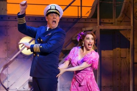 "Period Genre Spoof: ""Dames At Sea"" Returns To New York Triumphantly"
