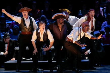 """The Pirates of Penzance"" Conquer New York, Again!"