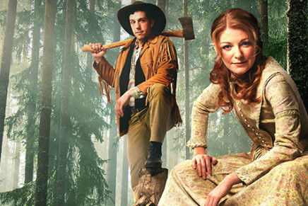 Seven Brides For Seven Brothers: A New Cowboy Cast Album