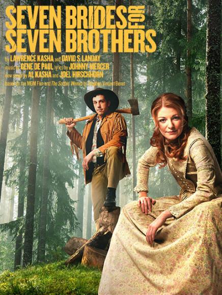 Seven Brides For Seven Brothers: A New Cowboy Cast Album