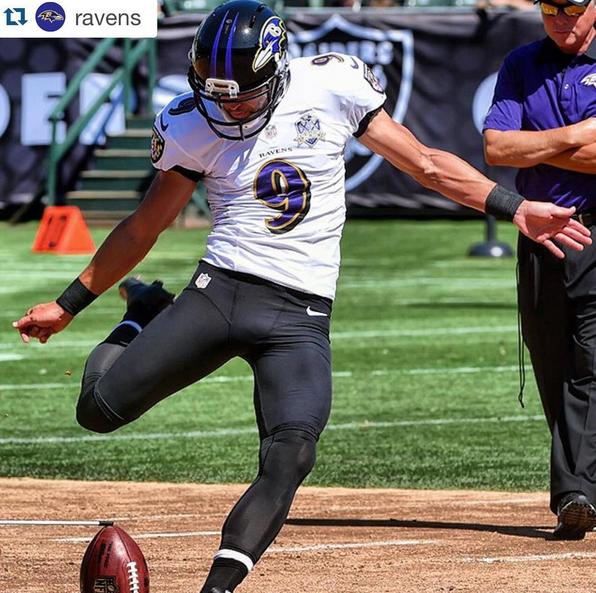 247bce41b Baltimore Ravens Singing Star-Kicker: Justin Tucker | Operetta ...