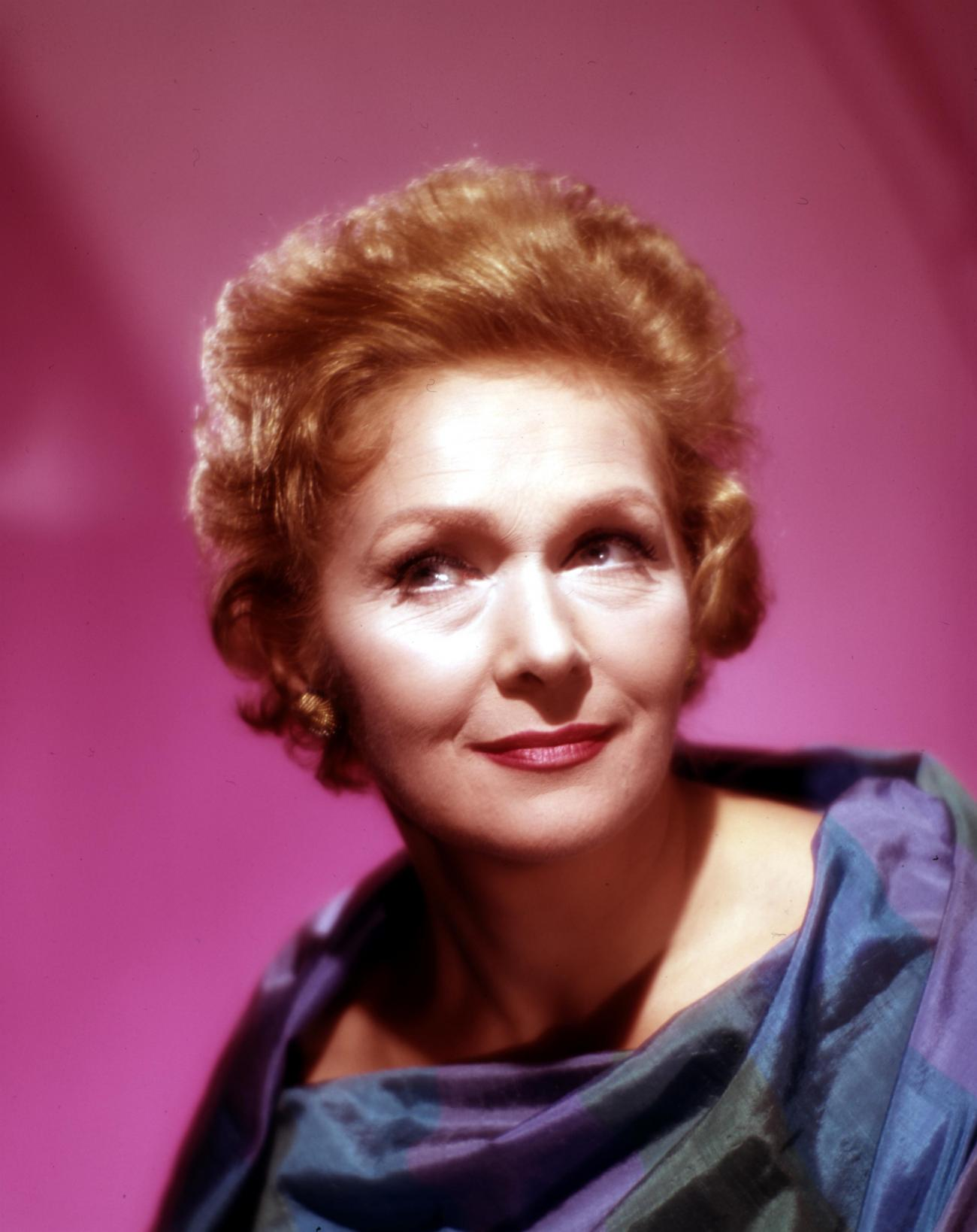 Portrait of Elisabeth Schwarzkopf. (Photo: Angus McBean/Warner Classics)