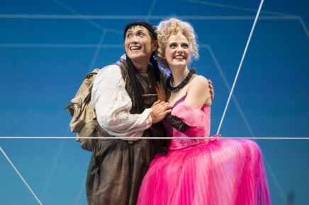 """The Comic Operetta """"Candide"""" And The Germans"""