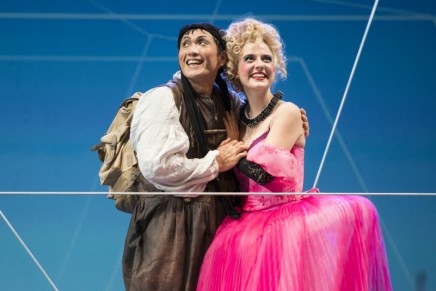 "The Comic Operetta ""Candide"" And The Germans"