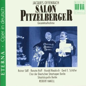"The CD version of ""Salong Pitzelberger,"" recorded in 1971 in East Germany."