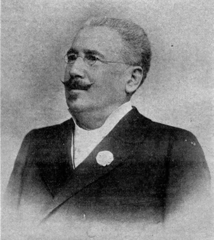 Abraham Goldfaden.