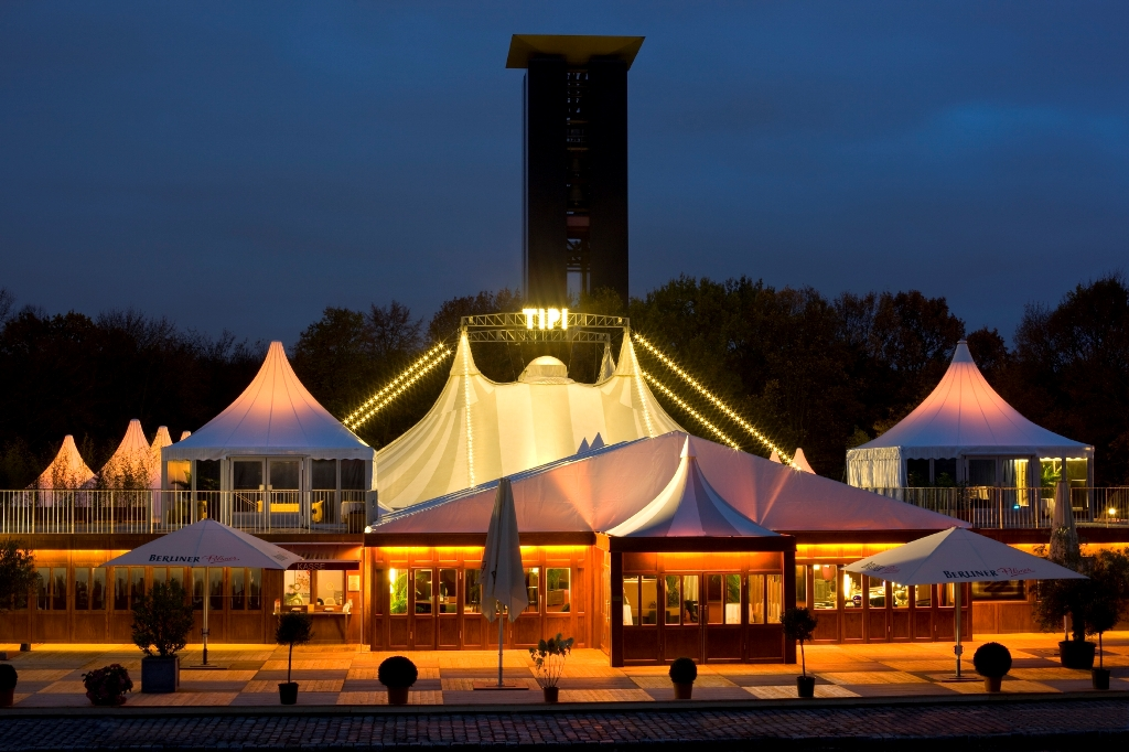 The Tipi theater in Berlin. (Photo: Michael Haddenhorst)