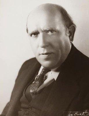Composer Joseph Rumshinsky.