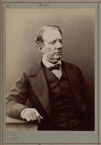 Composer Michael William Balfe.